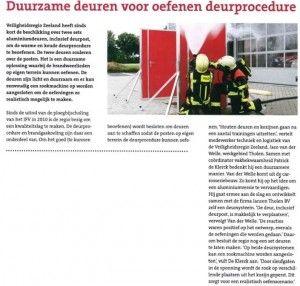 redactioneel stuk brand & brandweer